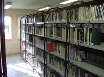 Intérieur 1 Bibliothèque