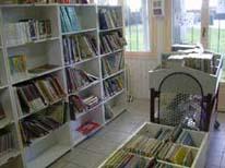 Intérieur 2 bibliothèque